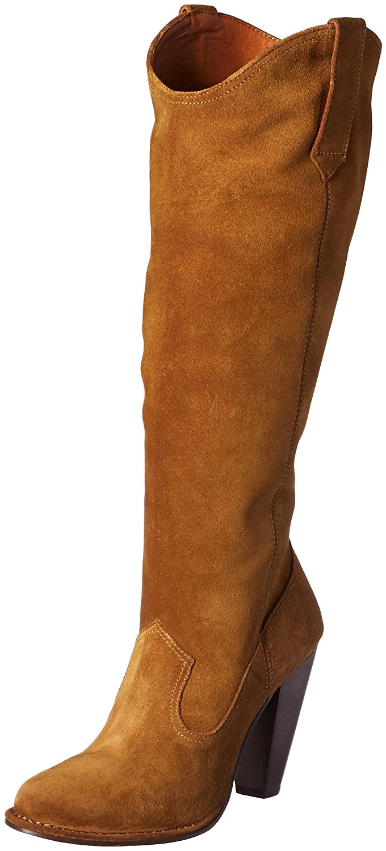 FRYE Women's Madeline Tall Western Boot B01BLZ81YY 7.5 B(M) US|Khaki