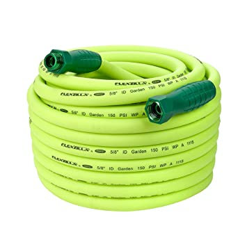 100 ft garden hose. flexzilla garden hose with swivelgrip, 5/8 in. x 100 ft, heavy ft f