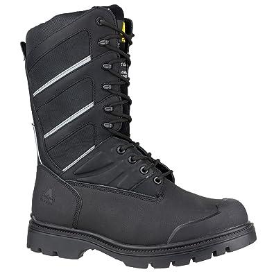 Amblers Safety FS994 Black - Chaussures Chaussures de travail Homme
