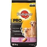 Pedigree PRO Expert Nutrition Lactating/Pregnant Mother & Pup (3-12 Weeks) Dry Dog Food 3kg Pack