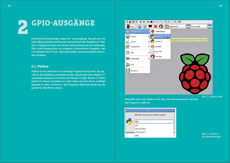 Franzis Raspberry Pi Maker Kit Elektronik: Elektronik-Grundlagen und ...