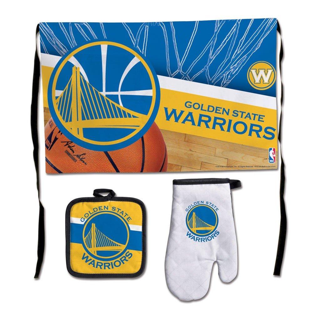 NBA Barbequeテールゲートset-premium B00P6THZ6C  Golden State Warriors