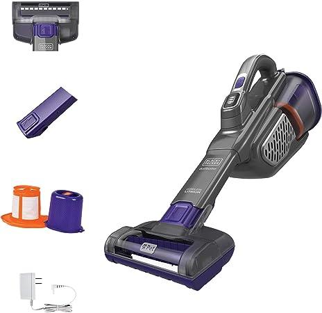 Black+Decker HHVK415B01 aspiradora de mano Dustbuster: Amazon.es: Hogar