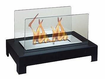 Chimenea Bioetanol diseño de mesa Apoyo Muebles Moderno ...