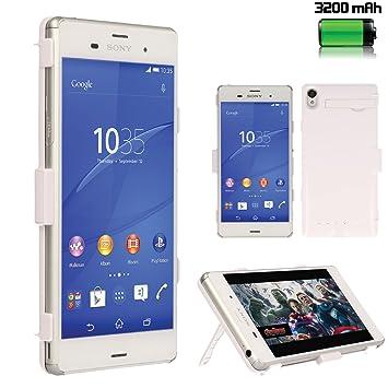 Techgear Sony Xperia Z3 3200 mAh Banco de alimentación ...
