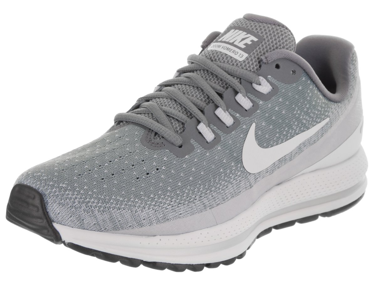 NIKE Women's Air Zoom Vomero 13 Running Shoe B078PRJJKG 8.5 M US|Cool Grey/Pure Platinum
