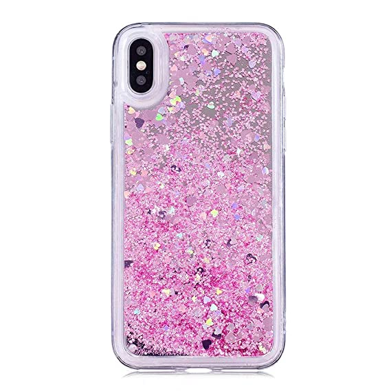 Giveaway iphone xr cases glitter pink