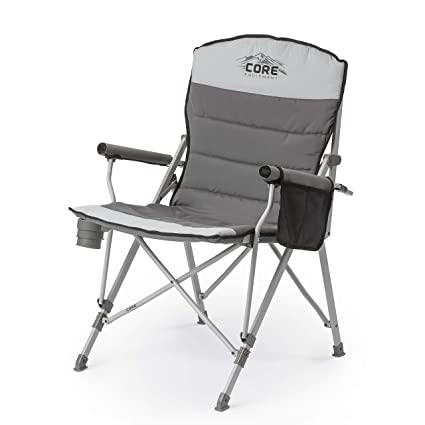Core Equipment Hard Arm Chair