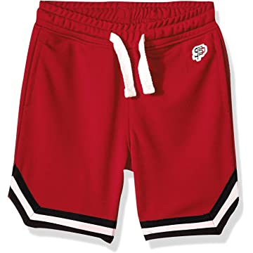 Southpole Boys' Little Athletic Running Track Shorts in