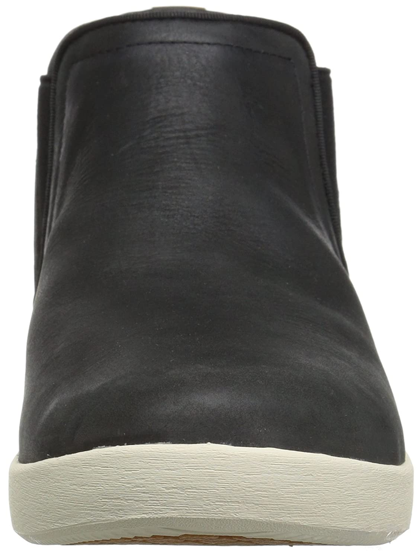 Teva Women's W Willow Chelsea Boot B01MU2EI01 5 M US|Black