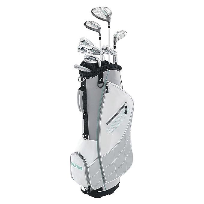 Amazon.com: Wilson Ultra - Juego completo de palos de golf ...
