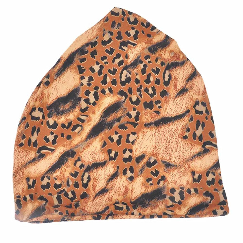 Surker New Milk Silk Color Plaid Three Sets of Headgear Fashion Scarf Hat Outdoor Cap