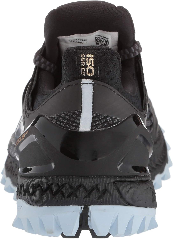 Saucony Womens Xodus ISO 3 Sneaker