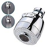 3New 360°Swivel Water Saving Tap Aerator Nozzle