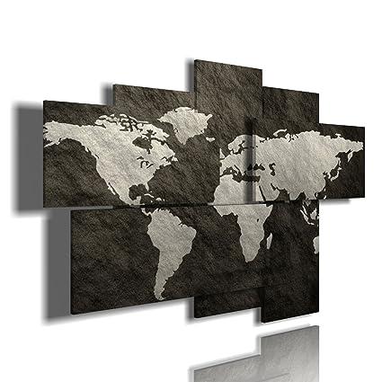 duudaart quadro moderno astratto 93 multilivello 3d quadri moderni ...