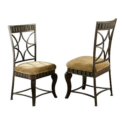 Awesome Steve Silver Company Hamlyn Side Chair, Set Of 2