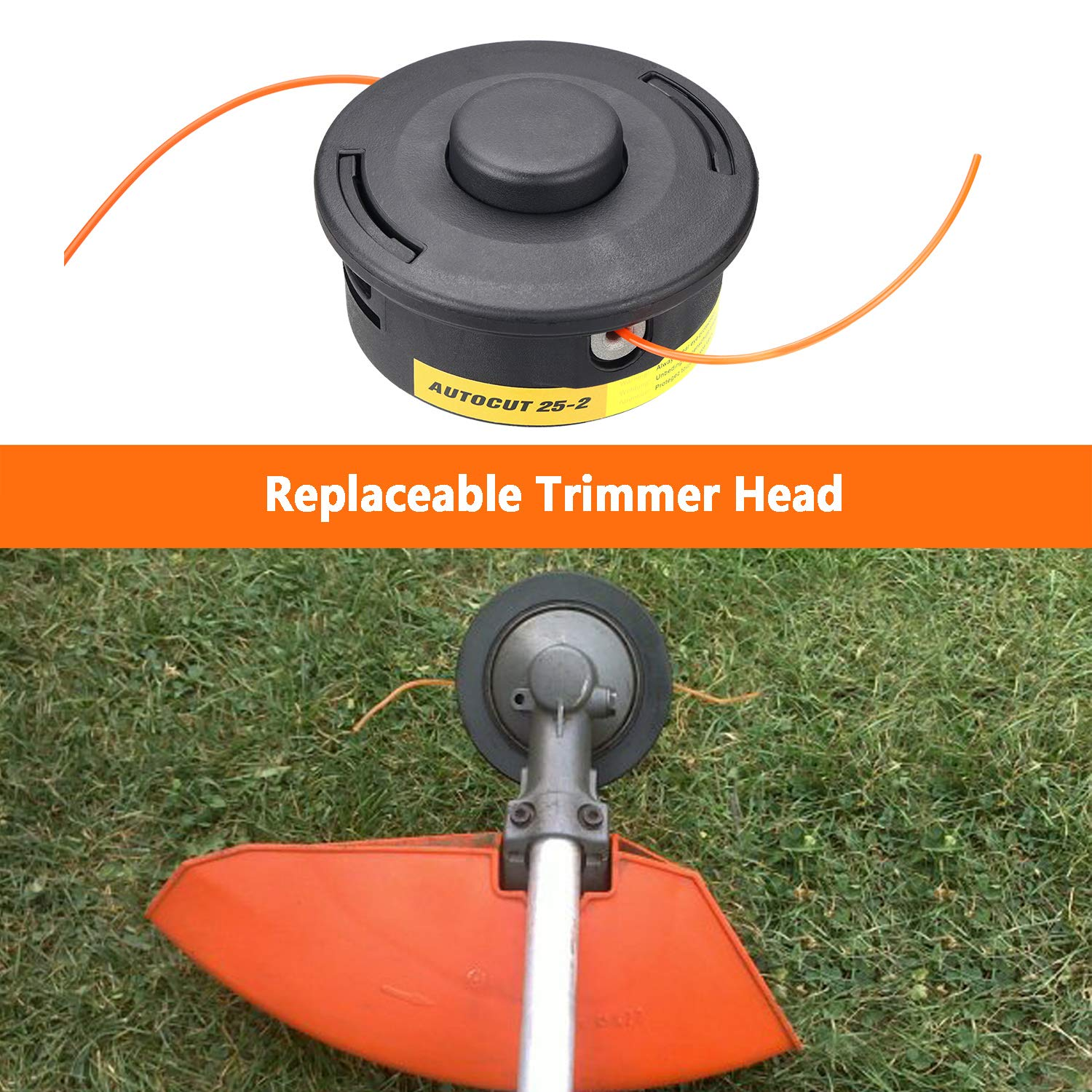 Grass Trimmer Accessories Home & Garden Store YOUSHARES Trimmer ...