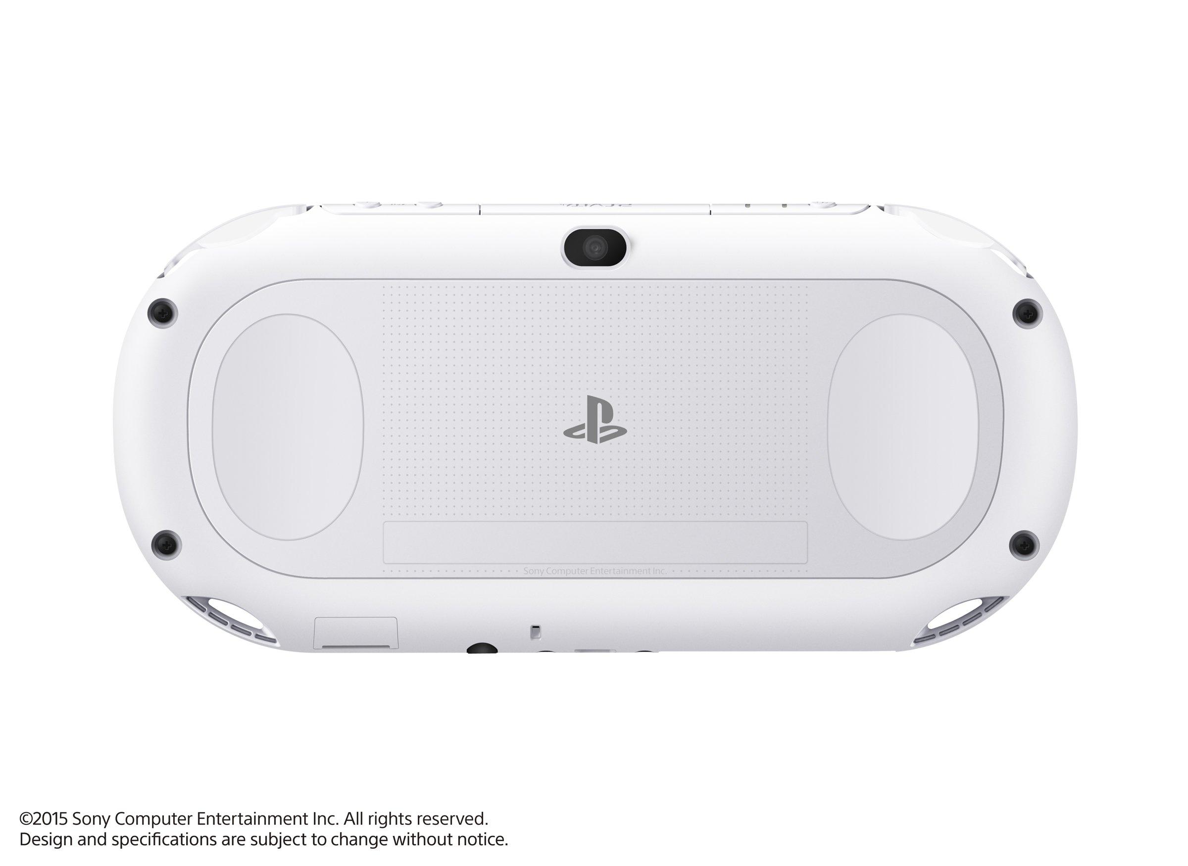 PlayStation Vita Wi-Fi model Glacier White (PCH-2000ZA22) Japanese Ver. Japan Import by Sony (Image #4)
