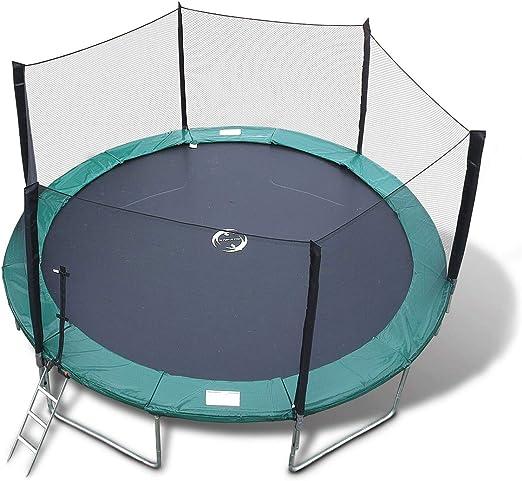 Happy Gymnastics Trampoline For Kids and Adults - The Safest Trampoline for Gymnastics