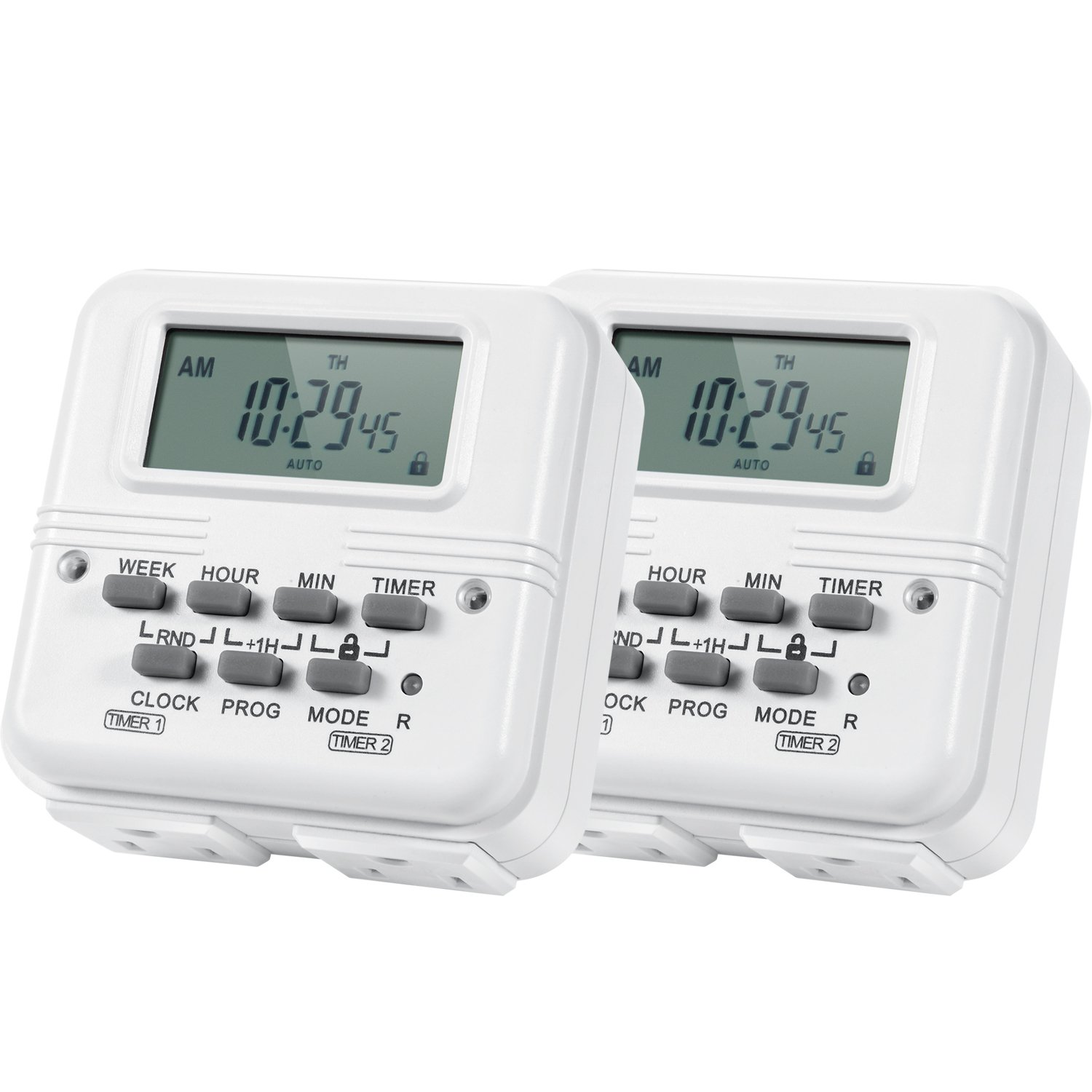 Best Rated in Plug-In Timers & Helpful Customer Reviews - Amazon.com