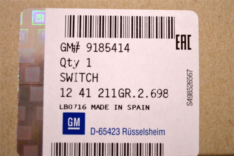 Neuf de Lsc 9185414 V/éritable Clignotant Tige Interrupteur avec Vitesse Contr/ôle