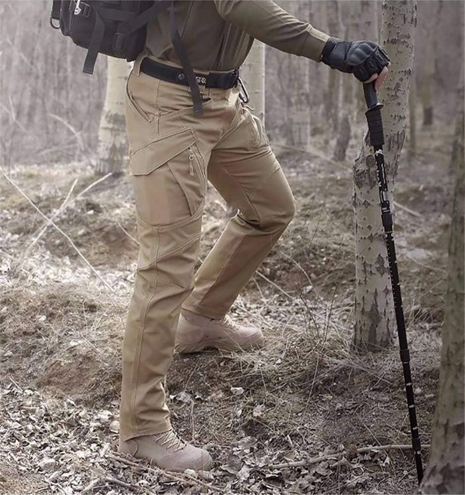 GooDoi Arbeitshosen M/änner Military Pants Tactical Hose Arbeitshose f/ür Mann Cargohose Herren BaumwollhoseM/änner Combat Outdoor-Hose f/ür Camping Wandern