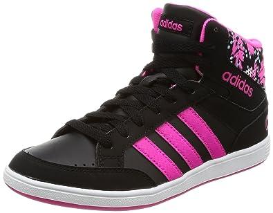 adidas ladies trainers black