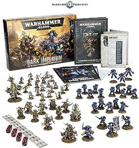 Games Workshop Warhammer 40,000: Dark Imperium Boxed Set