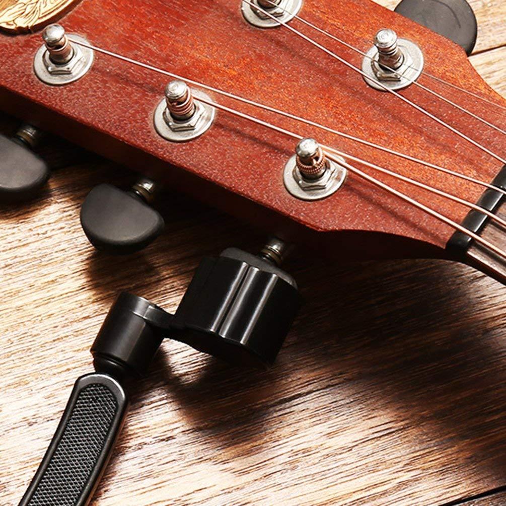 Herramienta tres en uno para cambiar las cuerdas de la guitarra ...