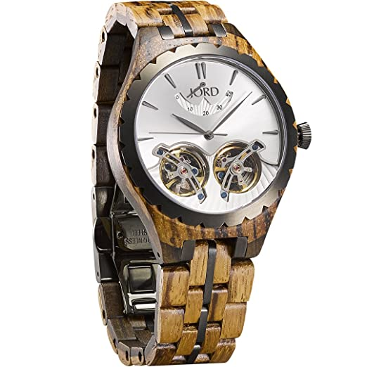 JORD Wooden Watches for Men