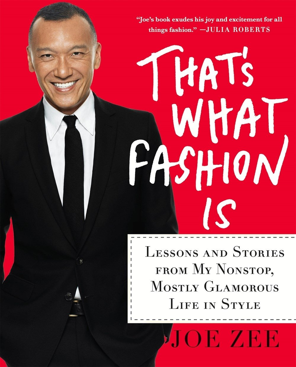pics What I Want Now: Joe Zee's Holiday ShoppingList