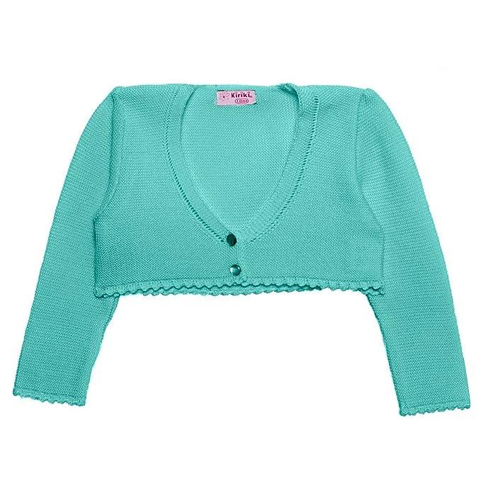 Moda Minis Chaqueta MANOLITA - 9M, Verde Claro