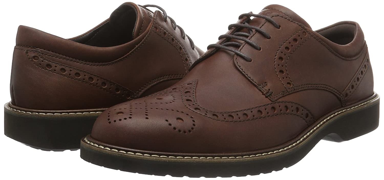 572dacd1356717 Chaussures de ville à lacets Brogues Homme 533114 Ecco Ian Chaussures
