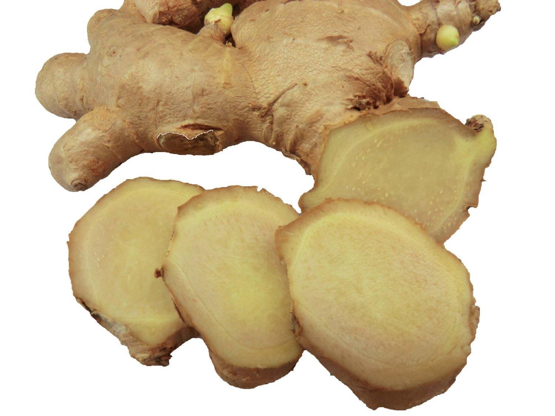 Fresh Ginger Root - 1lb
