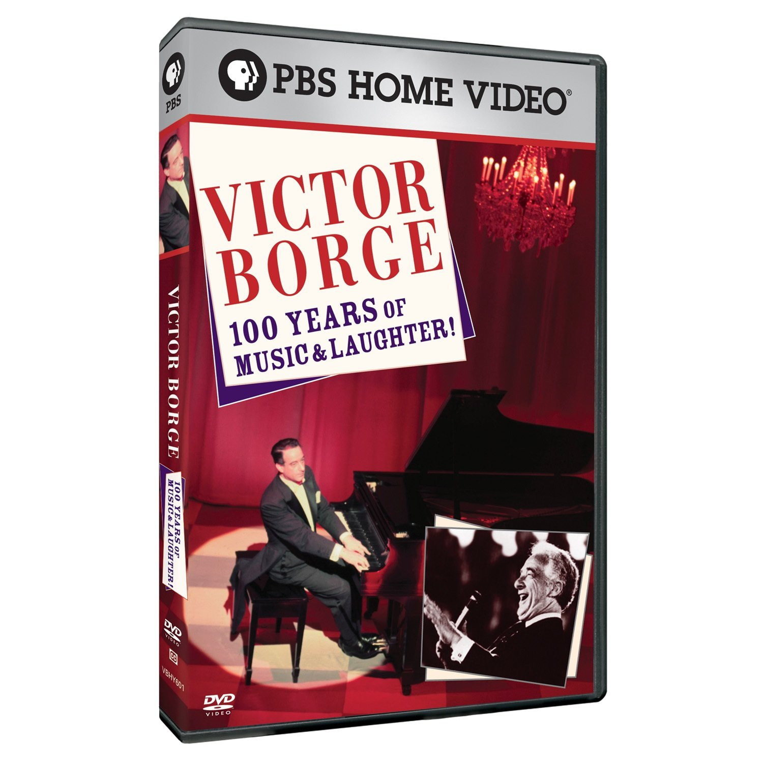 Victor Borge: 100 Years of Laughter by PBS