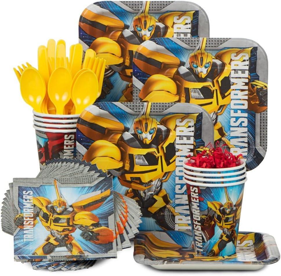 Robot Standard Kit (Serves 8) - Party Supplies