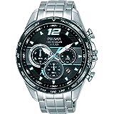[セイコー パルサー] SEIKO PULSAR WRC世界ラリー選手権公式モデル 100m防水 ソーラー充電式 クロノグラフ 腕時計 PZ5081X1 メンズ [並行輸入品]