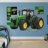 John Deere 8360R Tractor Wall Decal 78 x 49in
