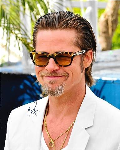 550ad0cc67ca Brad Pitt - Signed 8X10 Photo Authentic Picture w/ COA at Amazon's  Entertainment Collectibles Store
