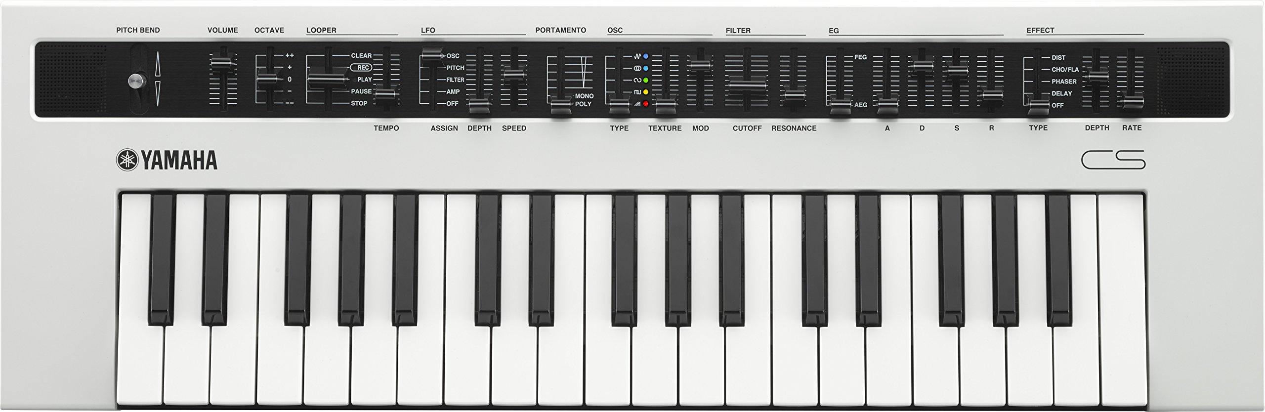 Yamaha REFACE CS Portable Analog Modeling Synthesizer by YAMAHA