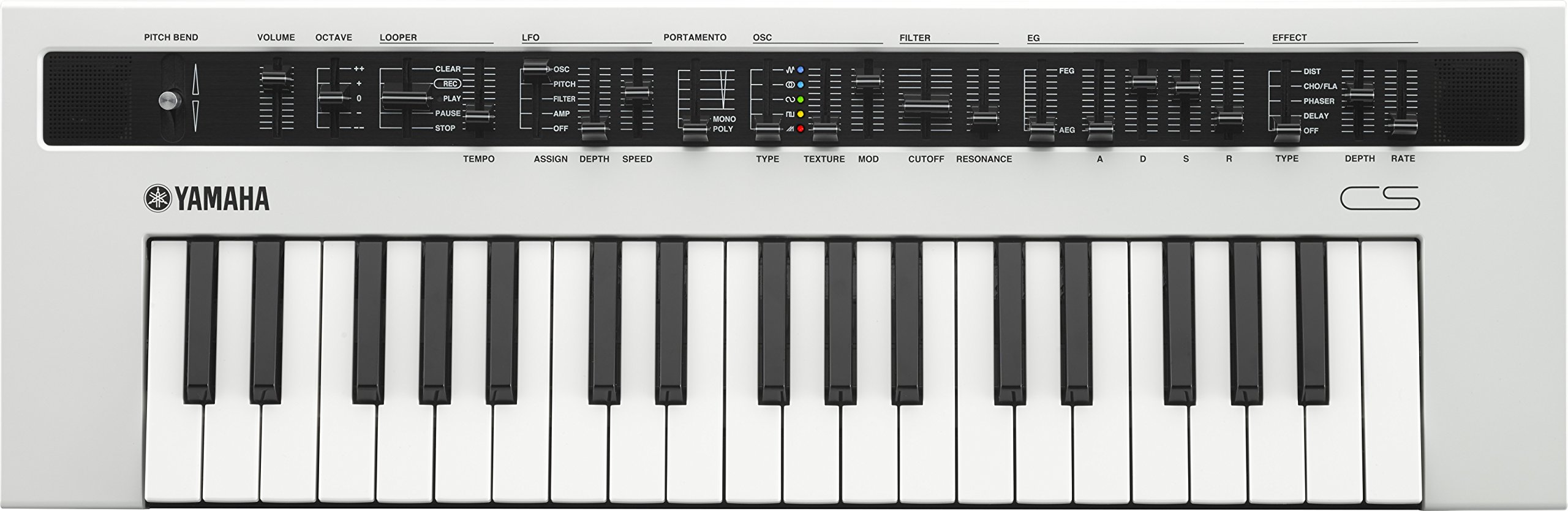 Yamaha REFACE CS Portable Analog Modeling Synthesizer by Yamaha (Image #1)