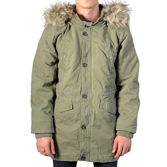 451e2b3a8a5 Pepe Jeans Parka Enfant Ruben Jr 891 Brass  Amazon.co.uk  Clothing