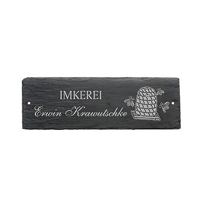 Cartel colmenas de abejas cesta « su nombre personalizado ...