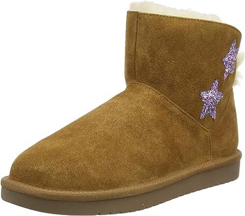 K Koola Star Mini High Boots