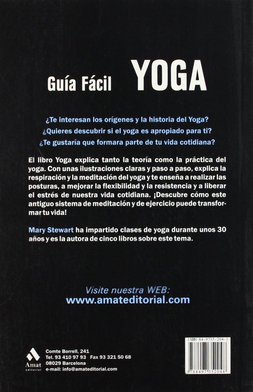 Yoga (Spanish Edition): Mary Stewart: 9788497352048: Amazon ...