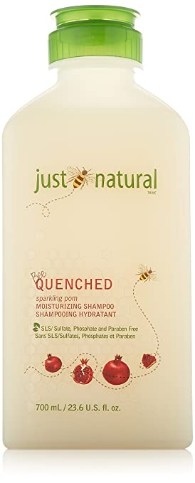 Amazon.com: Just Bee Quenched Shampoo(Packaging May Vary) 700ml/23.6 ...