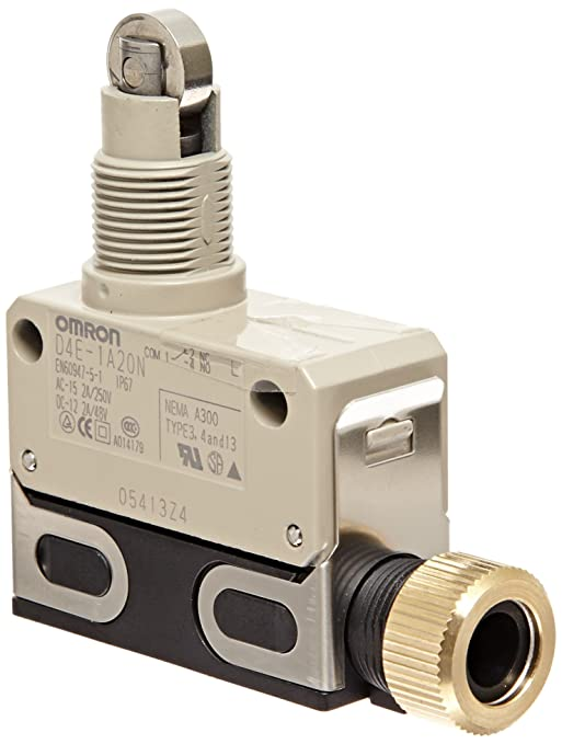 OMRON limit switch D4N-112H ONE NEW