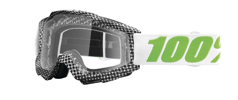 Maschera Mx 100 Percent Percent Percent Accuri - Anti Fog Clear Lens Newsworthy - Clear Lens (Default, Bianco) | Qualità Primacy  | Ottima classificazione  | A Basso Costo  | Reputazione affidabile  | La qualità prima  66e477