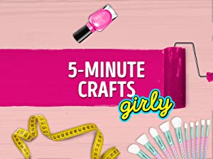 Amazon Com 5 Minute Crafts Girly 5 Minute Crafts Girly
