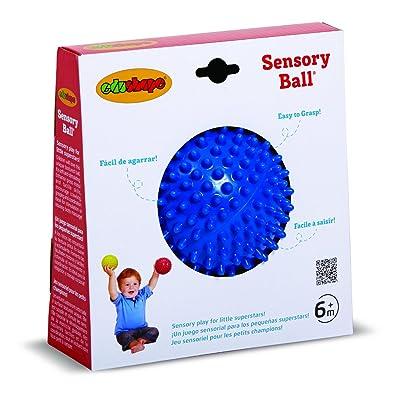 Edushape - Bola sensorial (10 cm), varios colores: Juguetes y juegos